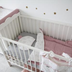 שמיכה וכרית דובון לתינוק – אהבה קטנה