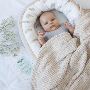 נסט (קן) לתינוק – קשתות
