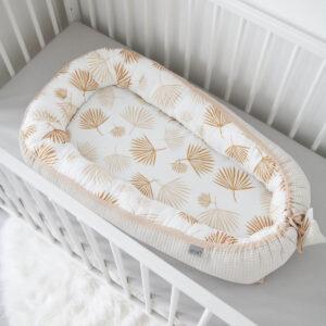 נסט במבוק (קן) לתינוק – בוהו